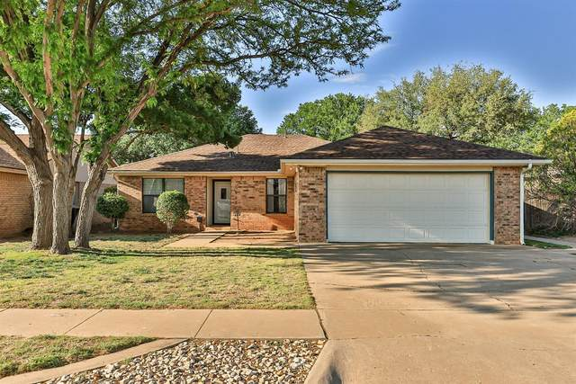 5523 91st Street, Lubbock, TX 79424 (MLS #202104837) :: McDougal Realtors