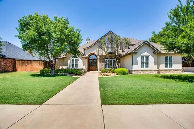 3804 76th Street, Lubbock, TX 79423 (MLS #202104844) :: Lyons Realty