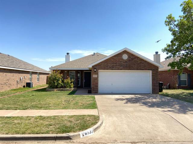 6537 93rd Street, Lubbock, TX 79424 (MLS #202104905) :: Stacey Rogers Real Estate Group at Keller Williams Realty