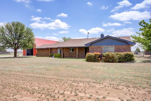 2601 140th, Lubbock, TX 79423 (MLS #202104987) :: Better Homes and Gardens Real Estate Blu Realty