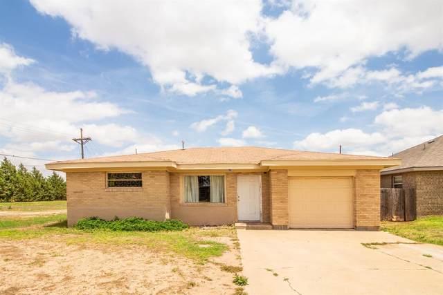 3109 Teak Avenue, Lubbock, TX 79404 (MLS #202105022) :: Better Homes and Gardens Real Estate Blu Realty