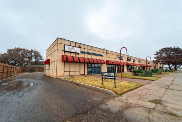 3806 50th Street, Lubbock, TX 79413 (MLS #202105034) :: The Lindsey Bartley Team