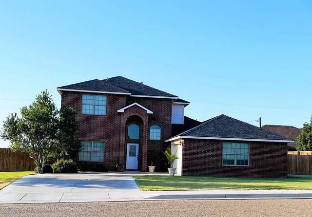 1404 5th Street, Plains, TX 79355 (MLS #202105077) :: Rafter Cross Realty