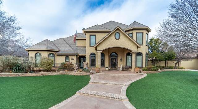 4004 109th Street, Lubbock, TX 79423 (MLS #202105136) :: Better Homes and Gardens Real Estate Blu Realty