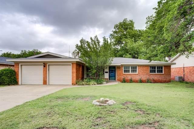 3608 55th Street, Lubbock, TX 79413 (MLS #202105329) :: Duncan Realty Group