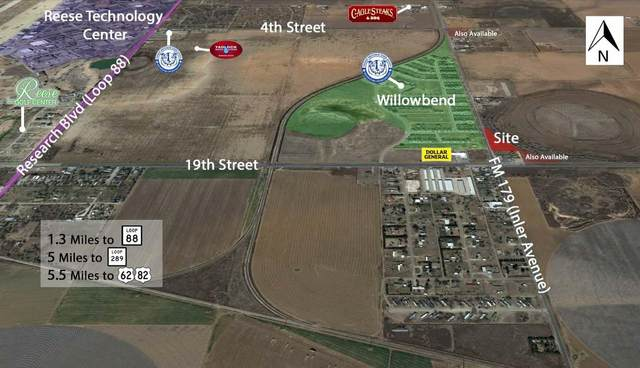 1702 Inler Avenue, Lubbock, TX 79407 (MLS #201400766) :: Scott Toman Team