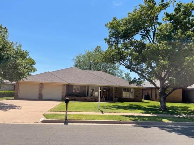 7910 Vicksburg Avenue, Lubbock, TX 79424 (MLS #202102448) :: Duncan Realty Group