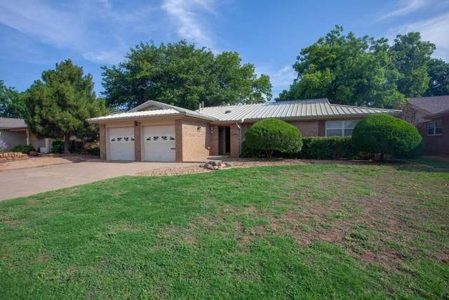 3204 69th Street, Lubbock, TX 79413 (MLS #202105129) :: Duncan Realty Group