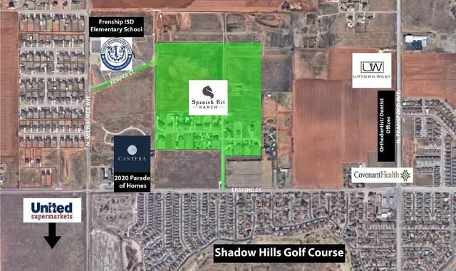 6124 Private Road 6460, Lubbock, TX 79416 (MLS #202105804) :: Duncan Realty Group