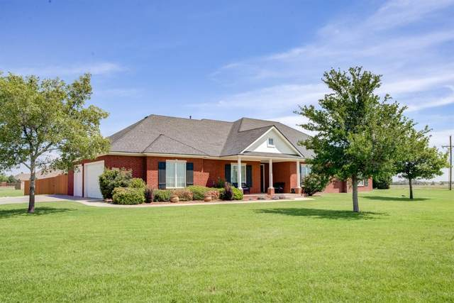 7906 County Road 6220, Shallowater, TX 79363 (MLS #202105037) :: The Lindsey Bartley Team