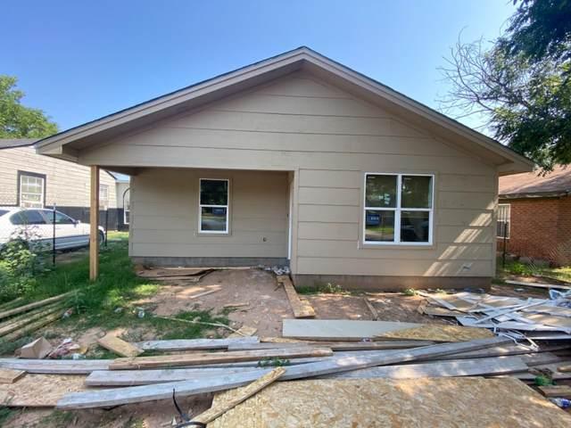 1906 26th Street, Lubbock, TX 79411 (MLS #202106041) :: Lyons Realty