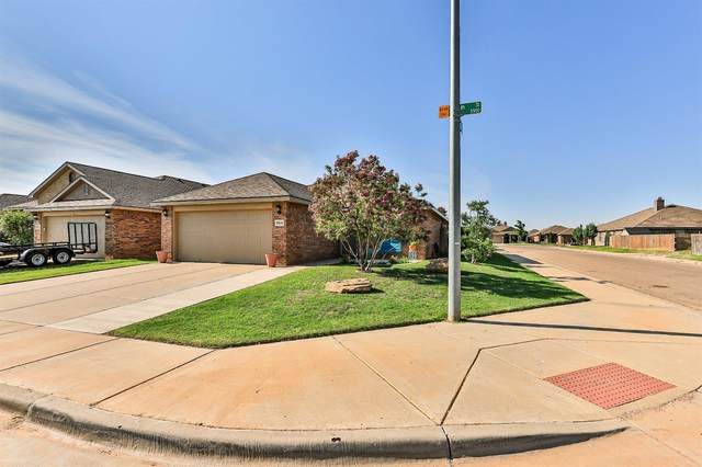 5509 110th Street, Lubbock, TX 79424 (MLS #202105818) :: Stacey Rogers Real Estate Group at Keller Williams Realty