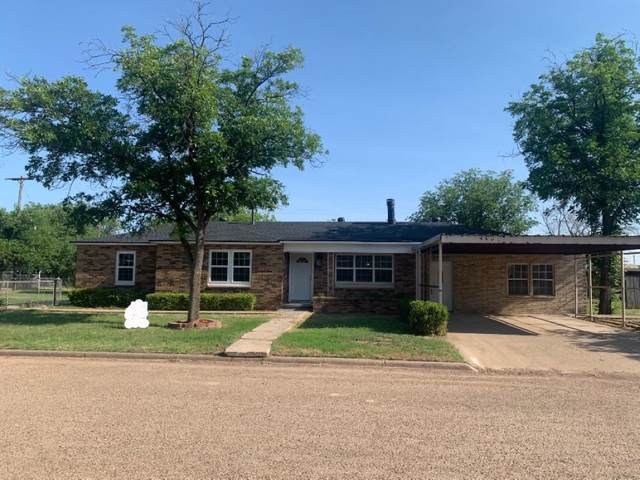 506 W 6th Street, Idalou, TX 79329 (MLS #202106265) :: The Lindsey Bartley Team