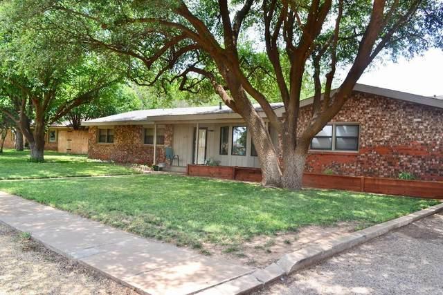 312 Terrace Circle, Lamesa, TX 79331 (MLS #202106215) :: Reside in Lubbock   Keller Williams Realty