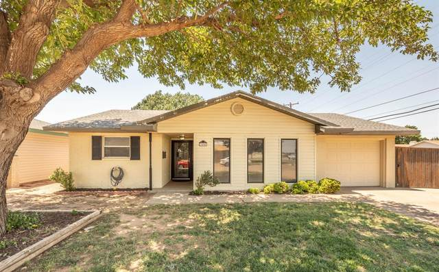 3402 Bangor Drive, Lubbock, TX 79407 (MLS #202106471) :: Better Homes and Gardens Real Estate Blu Realty