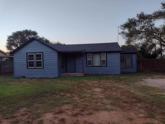 309 E Fifth Street, Sundown, TX 79372 (MLS #202106605) :: Reside in Lubbock | Keller Williams Realty