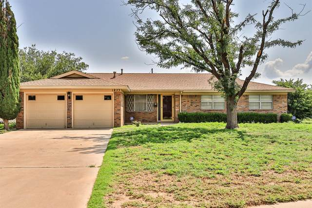 1823 Manhattan Drive, Lubbock, TX 79404 (MLS #202106709) :: Stacey Rogers Real Estate Group at Keller Williams Realty