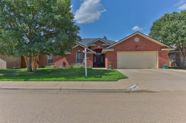 5806 95th Street, Lubbock, TX 79424 (MLS #202106838) :: Duncan Realty Group