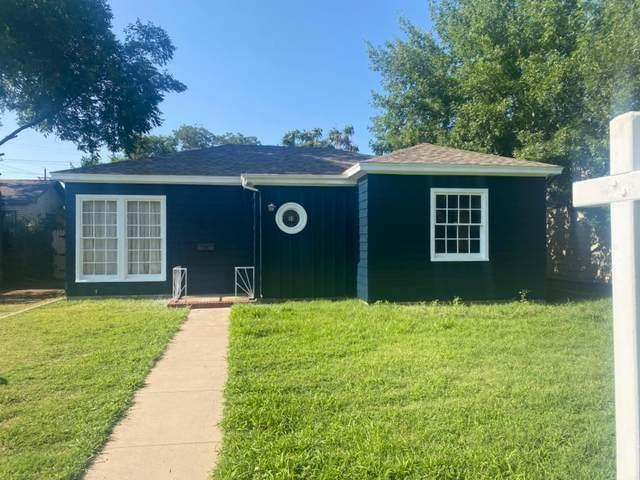 2520 24th Street, Lubbock, TX 79410 (MLS #202107067) :: Duncan Realty Group
