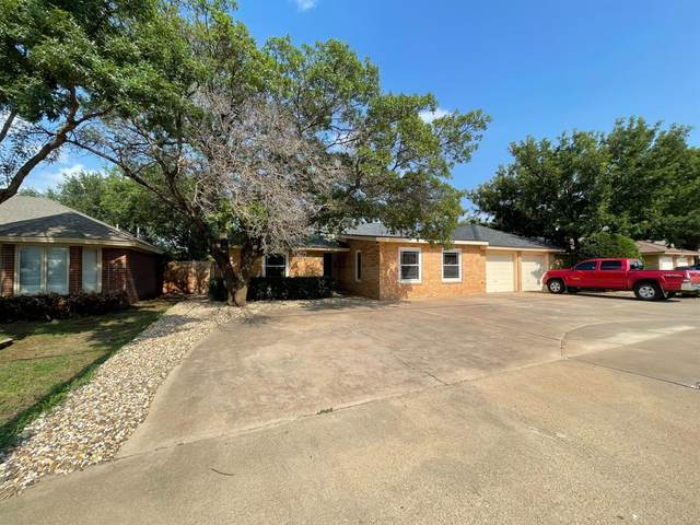 8203 Chicago Avenue, Lubbock, TX 79424 (MLS #202107099) :: Duncan Realty Group