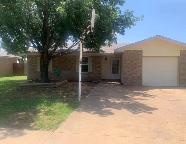 4209 Ridgeway, Plainview, TX 79072 (MLS #202107047) :: Better Homes and Gardens Real Estate Blu Realty