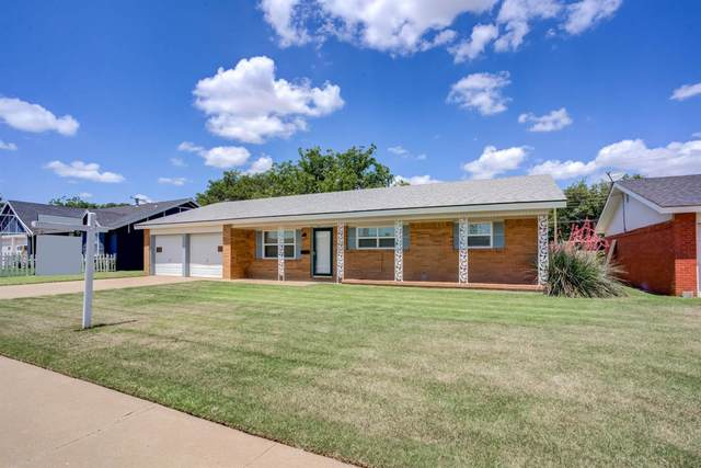 3510 Bangor Drive, Lubbock, TX 79407 (MLS #202107344) :: Better Homes and Gardens Real Estate Blu Realty