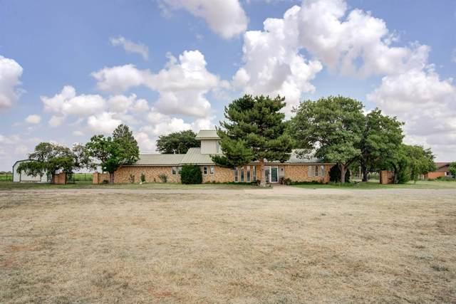 1702 Old Lamesa Road, Brownfield, TX 79316 (MLS #202107495) :: Duncan Realty Group
