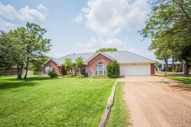 9515 E County Road 6700, Slaton, TX 79364 (MLS #202107609) :: Reside in Lubbock | Keller Williams Realty