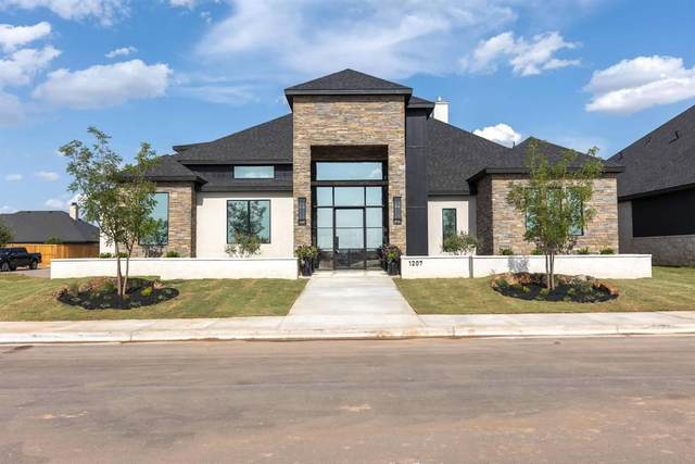 1207 Brookshire Avenue, Wolfforth, TX 79382 (MLS #202107709) :: Lyons Realty