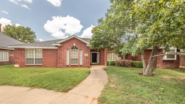 5802 83rd Street, Lubbock, TX 79424 (MLS #202107796) :: Lyons Realty