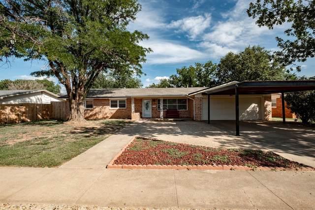 2119 62nd Street, Lubbock, TX 79412 (MLS #202107834) :: Rafter Cross Realty