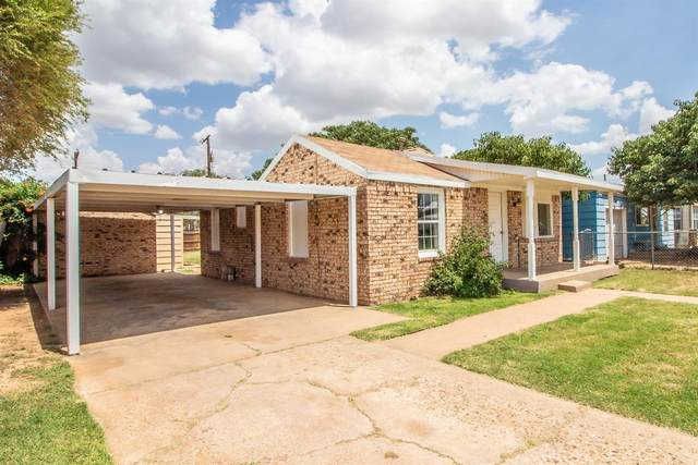 3218 Baylor Street, Lubbock, TX 79415 (MLS #202108032) :: Stacey Rogers Real Estate Group at Keller Williams Realty