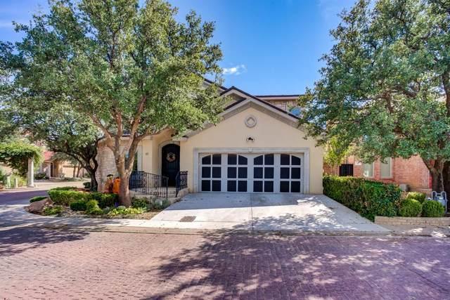 45 Tuscan Villa Circle, Lubbock, TX 79423 (MLS #202108135) :: Scott Toman Team