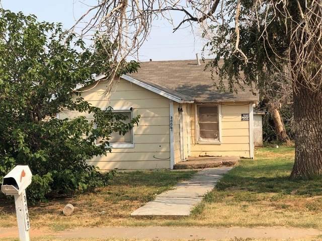 3008 Colgate Street, Lubbock, TX 79415 (MLS #202108418) :: Better Homes and Gardens Real Estate Blu Realty