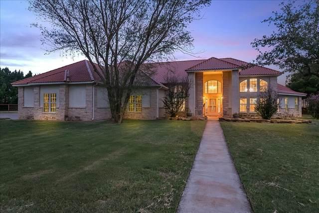 15910 Farm Road 179, Wolfforth, TX 79382 (MLS #202108664) :: Scott Toman Team