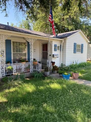 2411 29th Street, Lubbock, TX 79411 (MLS #202108742) :: Lyons Realty