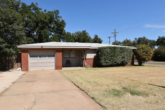 2802 54th Street, Lubbock, TX 79413 (MLS #202109119) :: Better Homes and Gardens Real Estate Blu Realty