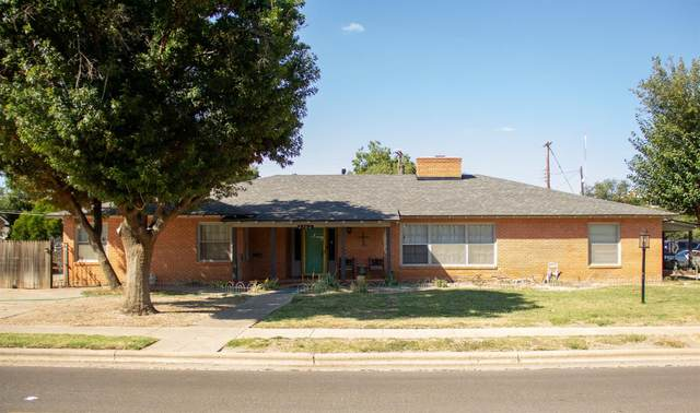 3702 24th Street, Lubbock, TX 79410 (MLS #202109063) :: Better Homes and Gardens Real Estate Blu Realty