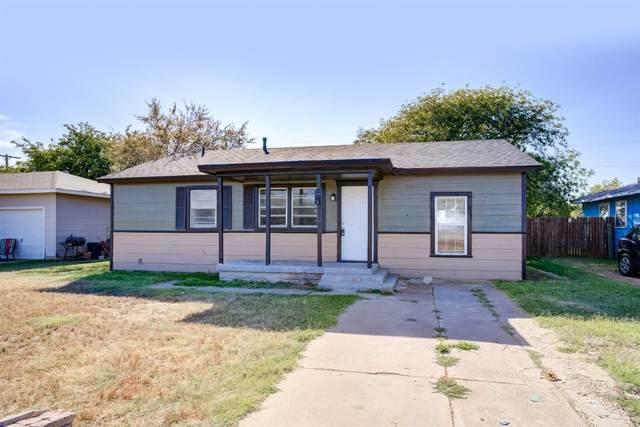 5816 Ave G, Lubbock, TX 79404 (MLS #202109236) :: McDougal Realtors