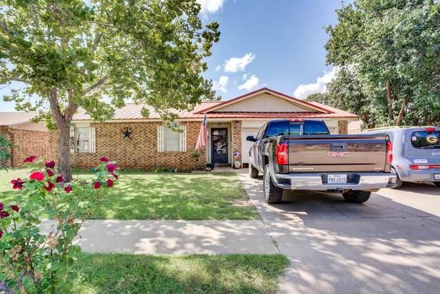 2203 87th Street, Lubbock, TX 79423 (MLS #202109269) :: Lyons Realty