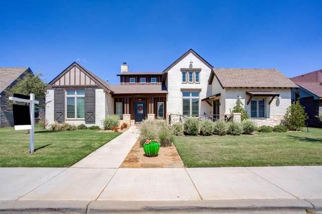 3508 134th Street, Lubbock, TX 79423 (MLS #202109345) :: Reside in Lubbock | Keller Williams Realty