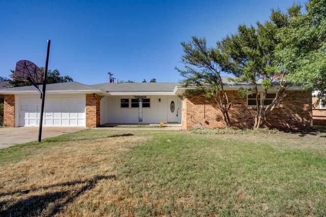 1604 57th Street, Lubbock, TX 79412 (MLS #202109485) :: Scott Toman Team
