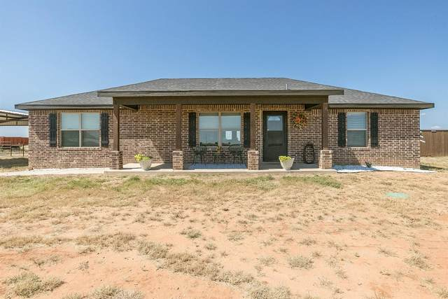14827 N Farm Road 179, Shallowater, TX 79363 (MLS #202109544) :: Lyons Realty