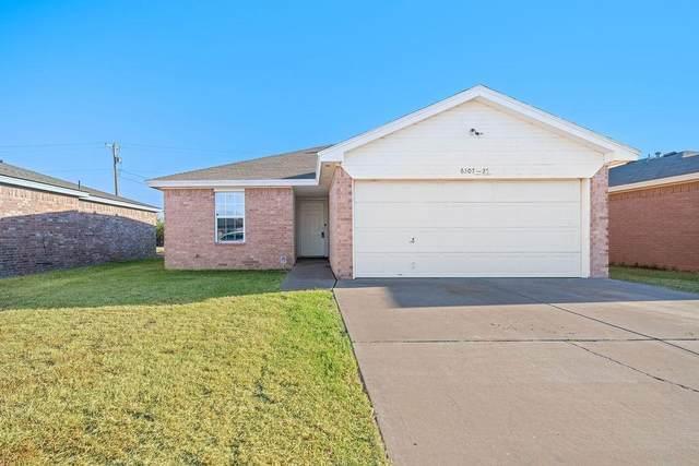 6307 25th Street, Lubbock, TX 79407 (MLS #202109395) :: Reside in Lubbock | Keller Williams Realty