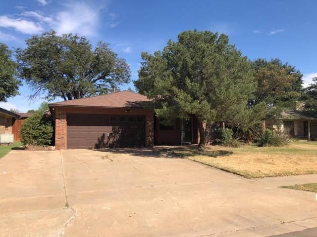 4706 78th Street, Lubbock, TX 79424 (MLS #202109457) :: Reside in Lubbock | Keller Williams Realty