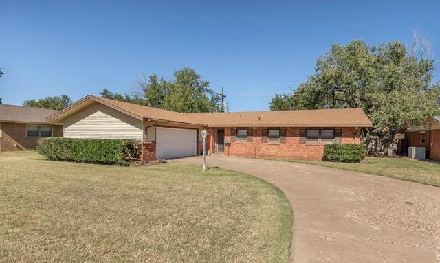 5406 29th Street, Lubbock, TX 79407 (MLS #202109801) :: Stacey Rogers Real Estate Group at Keller Williams Realty
