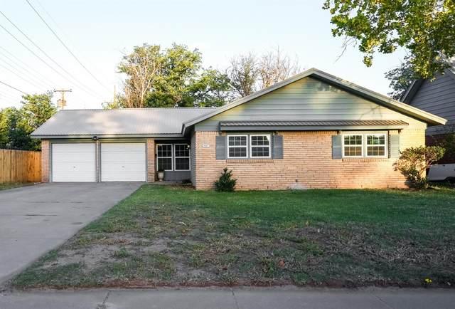 6607 Sherman Avenue, Lubbock, TX 79410 (MLS #202110240) :: Scott Toman Team