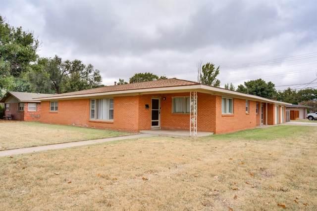 3502 46th Street, Lubbock, TX 79413 (MLS #202109872) :: Reside in Lubbock | Keller Williams Realty