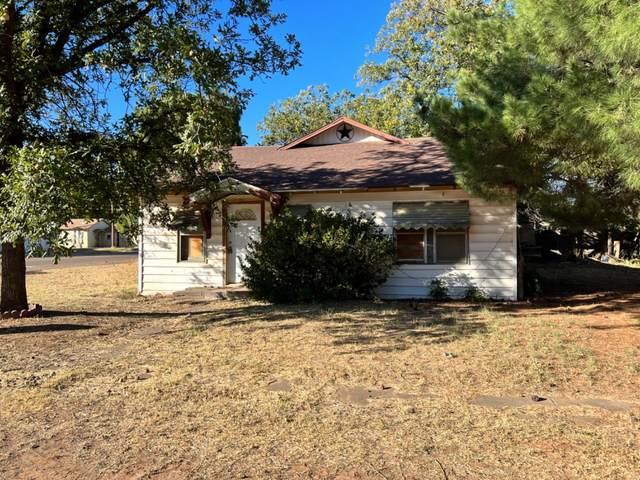 1728 N 5th Street, Tahoka, TX 79373 (MLS #202110747) :: Reside in Lubbock | Keller Williams Realty