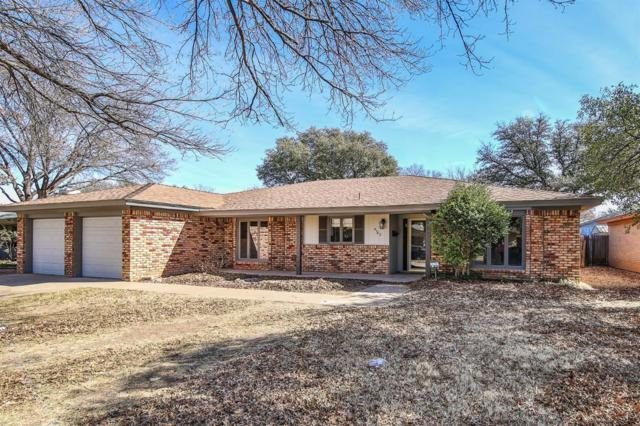8103 Knoxville Avenue, Lubbock, TX 79423 (MLS #201801731) :: Lyons Realty